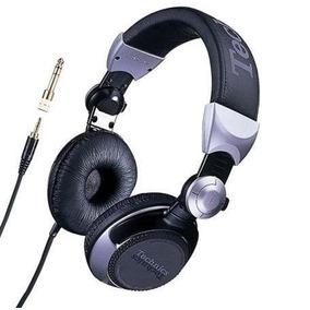 Fone Technics Rp-dj 1210 Original Headphone Rp Dj 1210 1200