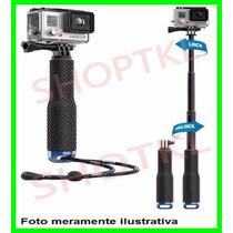 Bastão Selfie Retrátil Gopro Hero 3+/4 Xiaomi Yi Sj4000