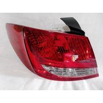 Lanterna Peugeot 408 Traseira Esquerda Nova (original) Valeo