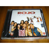 Cd Soundtrack Pelicula Chilena Rojo (nuevo Y Sellado)