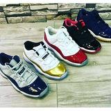 Air Jordan 11 morado