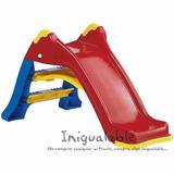 Resbaladilla Para Niños Color Rojo American Plastic
