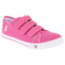 Tenis Zapato Dama Mujer Modelo Cw-301-24 Polo Club Rcb