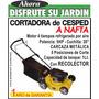 Corta Césped/pasto Nafta 5hp 1 Año De Garantía