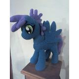 My Little Pony Princesa Luna Tejida