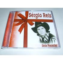 Cd Sergio Reis Serie Presentes