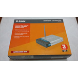 D-link Wireless 150 Router Di-524