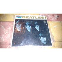 Lp Conozca The Beatles! Formato Acetato,long Play