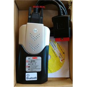 Scanner Automotivo Autocom Cdp Delphi Novo C/blutooth