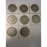 Monedas De Plata. Son 22 Fuertes O 5 Bolívares (1879-1936).