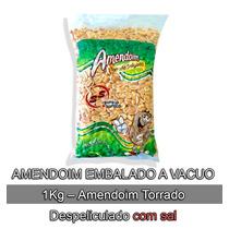 Amendoim Salgado 1kg Sotelo E Sotelo (caixa Com 10)