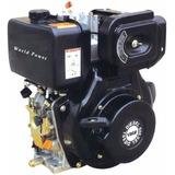 Motor Diesel 11hp (tecnología Japones) Cattini - Jd