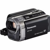 Filmadora Panasonic Sdr-h100 Preta - Nova Na Caixa