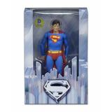 Superman Classic Neca Dc Christopher Reev Nuevo Y Sellado