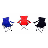 Silla Plegable Para Playa Alberca Camping Outdoors Nuevo