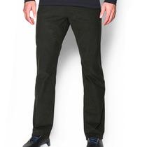 Pantalon De Pana Taper Leg 34/32 Hombre Under Armour Ua929