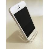 Iphone 5 16gb Usado Branco Original Garantia 90 Dias Nota