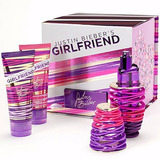 Perfume Girlfriend Justin Bieber 100ml Dama Somos Tienda