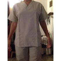 Bata Y Mono Quirúrgico Importado Mundo Blanco