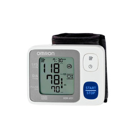 Monitor De Presion Arterial De Muñeca Omron Hem-6131