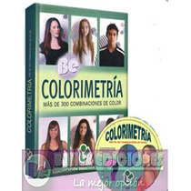 Colorimetria Del Pelo (cabello) 1 Vol + 1 Dvd Euromexico