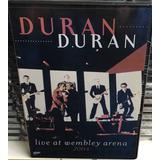 Dvd Durán Duran Live At Wembley Arena 2004 Nuevo Sellado