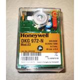 Dkg 972 Controlador Quemador De Gas Satronic Honeywell Nuevo