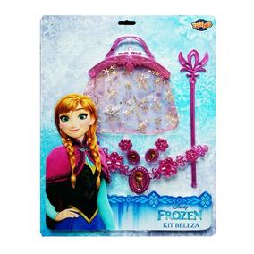 Disney Frozen Jogo De Beleza Com Bolsa Ana 27763 Toyng