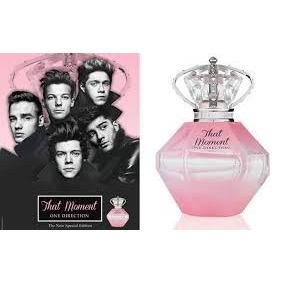 Perfume One Direction That Moment Fem Edp 100 Ml Original