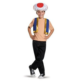 Disfraz Para Niño Disfrazar Sapo Niño Traje -kit
