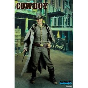 Bbk Model Toy-cowboy Jonah Hex Bounty Hunter 1/6 Nhot Toys