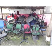 Lote Com 120 Cadeiras P/ Reforma (vários Modelos E Tamanhos)