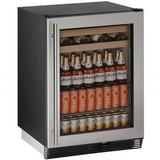Refrigerador De Vinos U-line Modelo U-1024bevs-00a