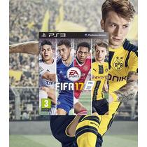 Fifa 17 Ps3 Fifa 2017 Ps3 Código Psn Dublado Envio Imediato