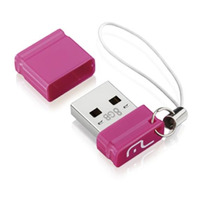 Pendrive Nano - 8gb (rosa) - Pd063