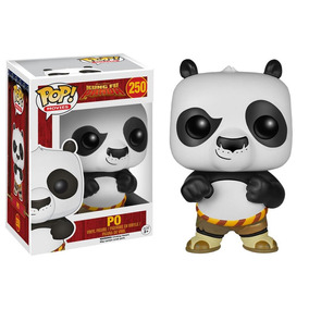 Po - Kung Fu Panda Funko Pop Movies Fu-4560