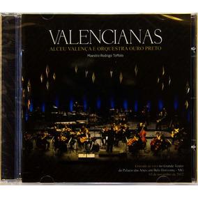 Cd Alceu Valença E A Orquestra De Ouro Preto Valencianas