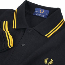 Chomba Polo Fred Perry Original . Made In Uk.stock Limitado