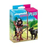 Playmobil Caballero Del Lobo - Mosca