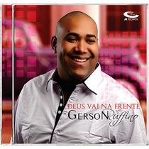 Cd Gerson Rufino - Deus Vai Na Frente (bônus_playback)