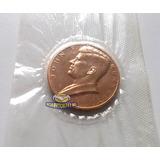 Medalla Presidencia John F Kennedy 1961 Nueva Y Sellada!!