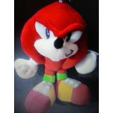 Snukles Amigo De Sonic 25cm