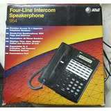 Teléfono Con Intercomunicador Para Oficina At&t 954