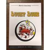 Lucky Luke - Morris-goscinny - Clásicos Del Cómic