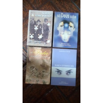 Marcelo Cezar.nunca Estamos Sós+ Só Deus Sabe. 4 Livros