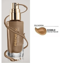 Avon Renew Base Transformadora Intensiva Bronze Natural