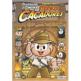Classicos Do Cinema Turma Da Monica 51 Bonellihq Cx421 G17