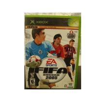 Vendo Cambio Xbox Juego Fifa 2005 - Changoosx