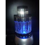 Base Luminosa Souvenirs/centros Mesa Luz Fija 1 Led C/p X10