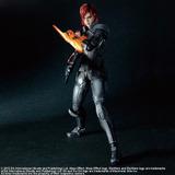Play Arts Mass Effect 3 Commander Shepard Female Kai